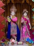 Radhe Krishna 库存图片