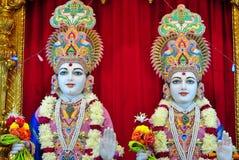 Radhe Krishna 免版税库存图片