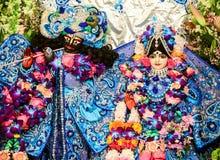 Radhe Krishna Royalty Free Stock Photos