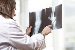 radiólogo Foto de archivo libre de regalías