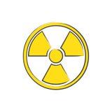 Radiação Imagens de Stock