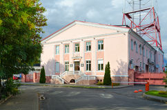 Radia i telewizi centrum nadawcza firma Gomel, Belar Obraz Royalty Free