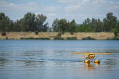 Radia kontrolowany Hydroplane Zdjęcie Royalty Free