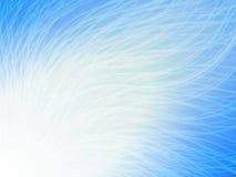 Radiación abstracta de la onda Imagen de archivo libre de regalías