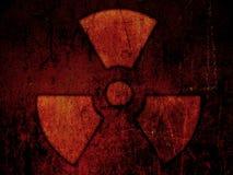Radiación Imagen de archivo libre de regalías