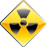 Radiactivo Stock de ilustración