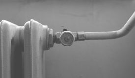 radiador Imagens de Stock