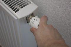 radiador Foto de archivo libre de regalías
