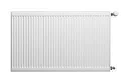 Radiador de la calefacción Fotografía de archivo libre de regalías