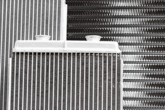 Radiadores refrigerando automotivos Foto de Stock