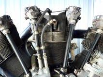 radial двигателя Стоковое Фото