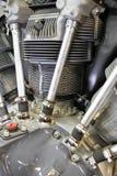 radial двигателя Стоковое Изображение RF