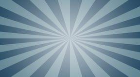 radial предпосылки голубой Стоковые Фото