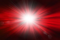 Radial abstract background. Radial red abstract background Royalty Free Stock Photography