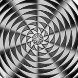 Radial abstract flow background Royalty Free Stock Photo