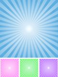 Radial BG Royalty Free Stock Images