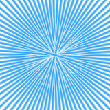 Radial blue light Royalty Free Stock Image