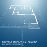 Radial blueprint Stock Photography