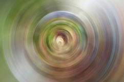 Radial Blur Motion Colors Abstract For Background Stock Image