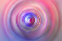 Radial blur motion Stock Photo