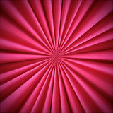 Radial Bright Pink textile pattern Stock Photos