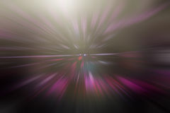 Radial colored rays. Abstract blurred background royalty free stock photography