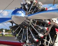 Radial Engine Royalty Free Stock Image
