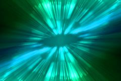 Radial Flares Stock Photography