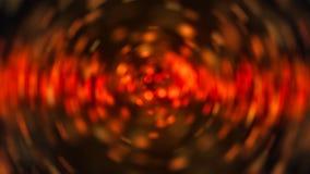 Radial gold blur background. Digital illustration Stock Images