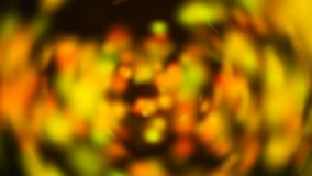Radial gold blur background. Digital illustration Royalty Free Stock Photos