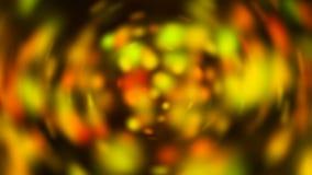 Radial gold blur background. Digital illustration Royalty Free Stock Images