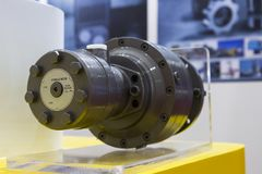 Radial Hydraulic Motor Royalty Free Stock Images