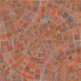 Radial Pavers. Seamless Texture Tile royalty free stock images