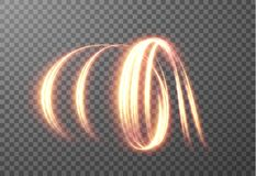 Radial shining transparent glow effect. Vector eps10. Radial shining transparent fire glow effect. Vector eps10 Stock Images