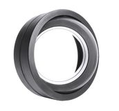 Radial spherical plain bearing. Isolated on white background Stock Image