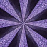 Purple Starburst textile pattern royalty free stock photography
