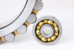 Radial - thrust bearings stock image