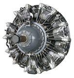 Radiale Motor Stock Foto's