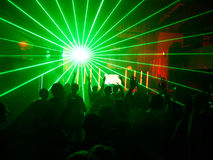 Radiant party Stock Image