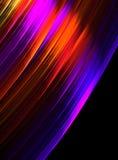 Radiant rainbow Stock Photo