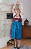 She radiates confidence Royalty Free Stock Photo