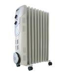 radiateur électrique images stock