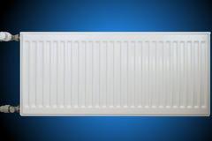Radiateur convecteur blanc image libre de droits