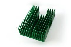 Radiateur de CPU Photos stock