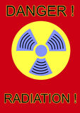 Radiation Royalty Free Stock Photos