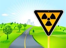 Radiation accident Stock Photos