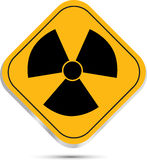Radiation hazard Stock Photos