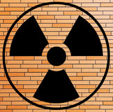 Radiation. Stock Photography