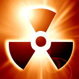 Radiation Royalty Free Stock Photography