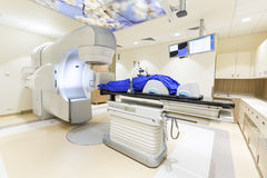 Radiation therapy for cancer Stock Photography